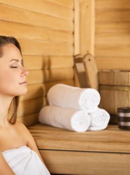 Disintossicazione in sauna