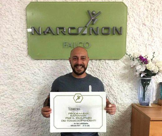 Completamento del Programam Narconon