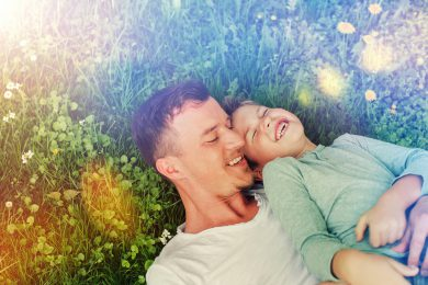 Voglio essere un esempio per mio figlio - Centro Narconon Il Falco