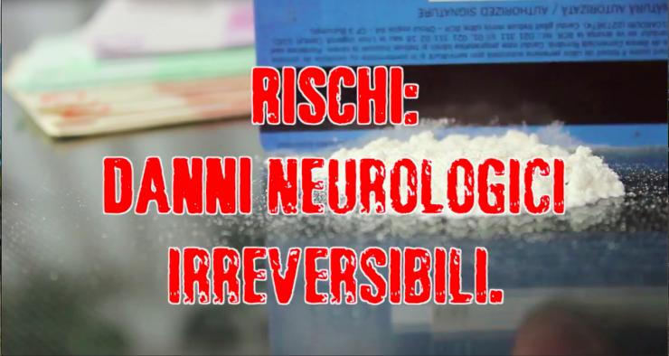 Cocaina - rischi danni neurologici - Narconon Falco