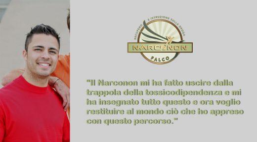 Successo Narconon Falco - centro di recupero da droghe e alcol