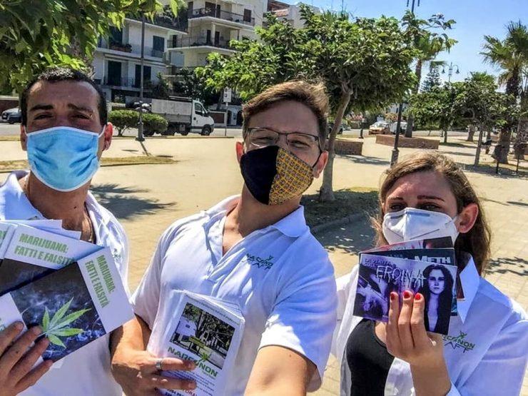 Narconon Falco - giornata mondiale contro le droghe